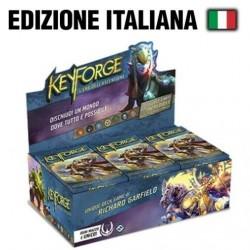 KEYFORGE L'ERA DELL'ASCENSIONE BOX CON 12 MAZZI DI CARTE DA GIOCO IN ITALIANO