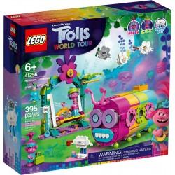 LEGO 41256 TROLLS WORLD BRUCOBUS ARCOBALENO SET ESCLUSIVO