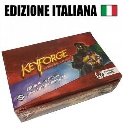 KEYFORGE IL RICHIAMO DEGLI ARCONTI 1 BOX 12 MAZZI DI CARTE DA GIOCO IN ITALIANO