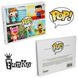 WORLD OF POP VOLUME 1 - LIBRO FUNKO POP - LIBRO CATALOGO CARTONATO