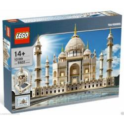 LEGO 10189 TAJ MAHAL ADVANCED MODELS BUILDINGS NEW SEALED EDIFICI INDIA