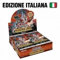 YU-GI-OH! 1 BOX COMBATTENTI MISTICI CON 24 BUSTINE IN ITALIANO - KONAMI