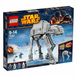 LEGO STAR WARS 75054 AT-AT GUERRE STELLARI RARO FUORI PRODUZIONE