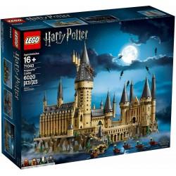 LEGO 71043 Castello di Hogwarts HARRY POTTER AGO 2018 WIZARDING WORLD