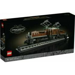 LEGO 10277 CREATOR EXPERT CROCODILE LOCOMOTIVE - Locomotiva Coccodrillo LUG 2020