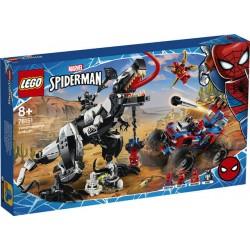 LEGO 76151 MARVEL SUPER HEROES SPIDER-MAN L'agguato del venomsauro
