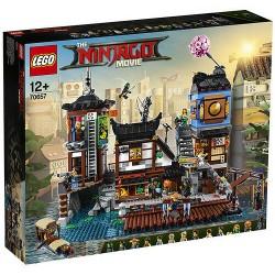LEGO NINJAGO CITY 70657 IL PORTO GIU 2018