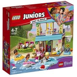 LEGO 10763 JUNIORS FRIENDS LA CASA SUL LAGO DI STEPHANIE GIU 2018