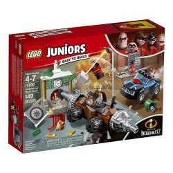LEGO 10760 JUNIORS Rapina in banca del minatore MAG 2018