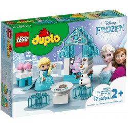 LEGO 10920 DUPLO IL TEA PARTY DI ELSA E OLAF DAL 12 GEN 2020
