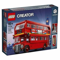 LEGO 10258 CREATOR EXPERT London Bus SPECIALE COLLEZIONISTI 2017