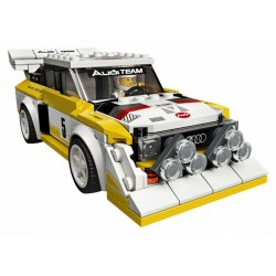 LEGO 76897 SPEED CHAMPIONS 1985 AUDI SPORT QUATTRO S1 DAL GEN 2020