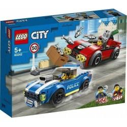 LEGO 60242 CITY ARRESTO SU...