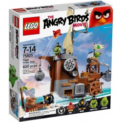 LEGO 75825 THE ANGRY BIRDS...
