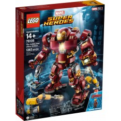 LEGO 76105 SUPER HEROES The...