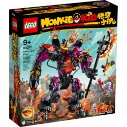 LEGO 80010 MONKIE KID DEMON...