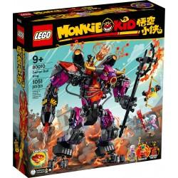 LEGO 80010 MONKIE KID DEMON...