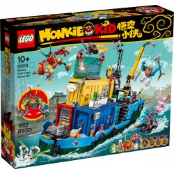 LEGO 80013 MONKIE KID BASE...