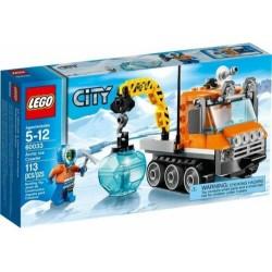 LEGO 60033 CITY ARTIC CINGOLATO ARTICO Arctic Ice Crawler - c