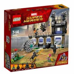LEGO MARVEL SUPER HEROES 76103 Corvus Glaive Thresher Attack MAR - 2018