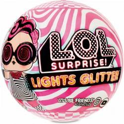 LOL SURPRISE LIGHTS GLITTER...