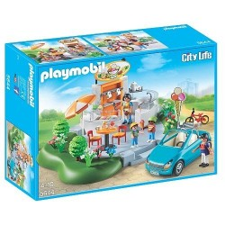 PLAYMOBIL 5644 GELATERIA...