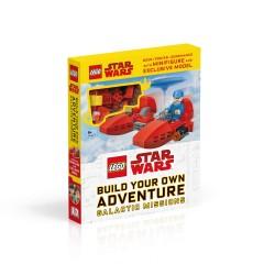 LEGO LIBRO STAR WARS BUILD...
