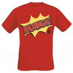 T-SHIRT THE BIG BANG THEORY...