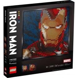 LEGO 31199 ART MARVEL...