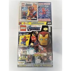 LEGO AVENGERS MAGAZINE 1 +...