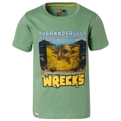 LEGO T-SHIRT JURASSIC WORLD...