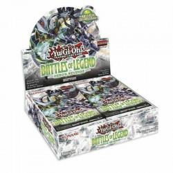 YU-GI-OH! 1 Box BATTLES OF...