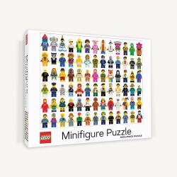LEGO Minifigure Puzzle...