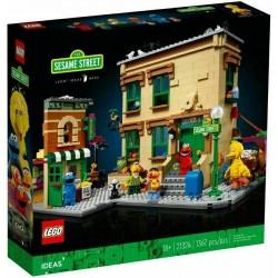 LEGO 21324 IDEAS 123 SESAME...