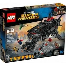 LEGO 76087 Volpe volante:...