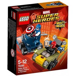 LEGO 76065 Captain America...