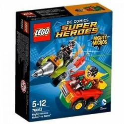 LEGO 76062 Robin vs. Bane...