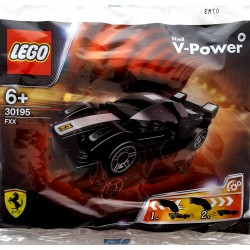 LEGO 30195 POLYBAG FERRARI...