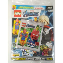 LEGO AVENGERS MAGAZINE 3 +...