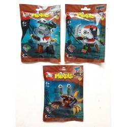 LEGO MIXELS SERIE 8 SET CON...
