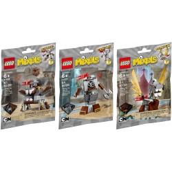 LEGO MIXELS SERIE 7 SET CON...