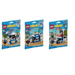 LEGO MIXELS SERIE 7 SET...