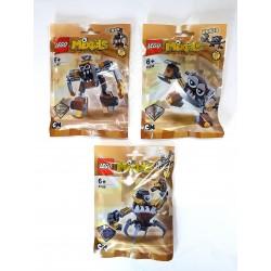 LEGO MIXELS SERIE 5 SET CON...