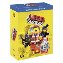 BLU-RAY THE LEGO MOVIE CON...