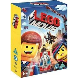 DVD THE LEGO MOVIE CON...