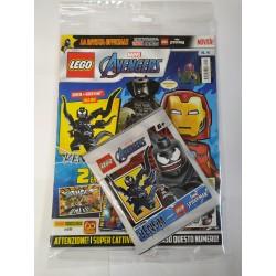 LEGO AVENGERS MAGAZINE 4 +...