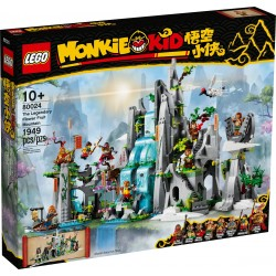 LEGO 80024  MONKIE KID LA...