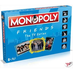 MONOPOLY FRIENDS - GIOCO IN...