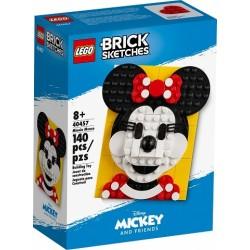 LEGO 40457 MINNIE BRICK...