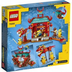 LEGO 75550 MINIONS LA...